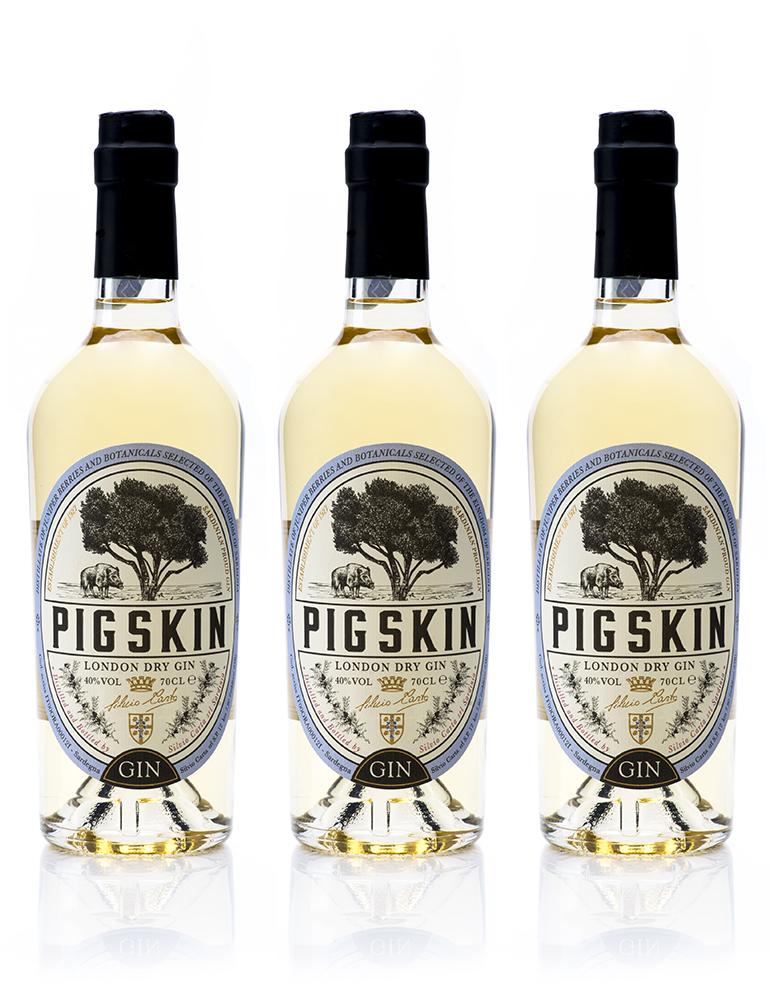GIN PIGSKIN